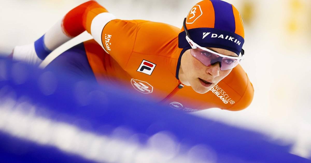 LIVE | Wijfje, Wüst en De Jong trappen laatste dag WK Afstanden af op 1500 meter - AD.nl