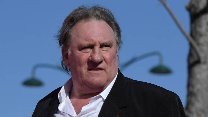 Acteur Gérard Depardieu aangeklaagd voor verkrachting