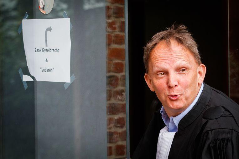 Johan Platteau voelde zich persoonlijk geviseerd. Beeld BELGA