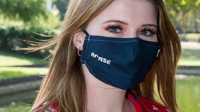 Vanaf zaterdag 8 mei wordt de mondmaskerplicht in Ronse minder streng.