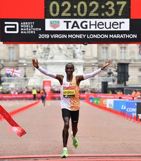 Kipchoge gaat nieuwe poging doen om marathon onder de twee uur te lopen