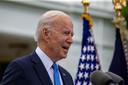 Joe Biden, 46e président des États-Unis.