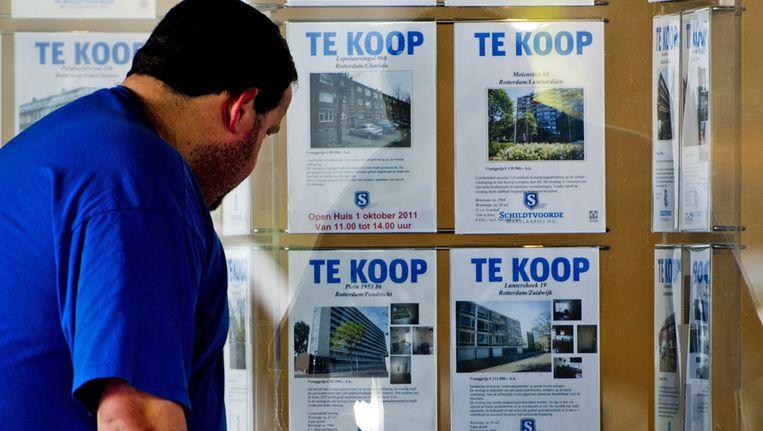 Woningzoekenden kunnen het best terecht in de gemeente Pekela. © ANP Beeld
