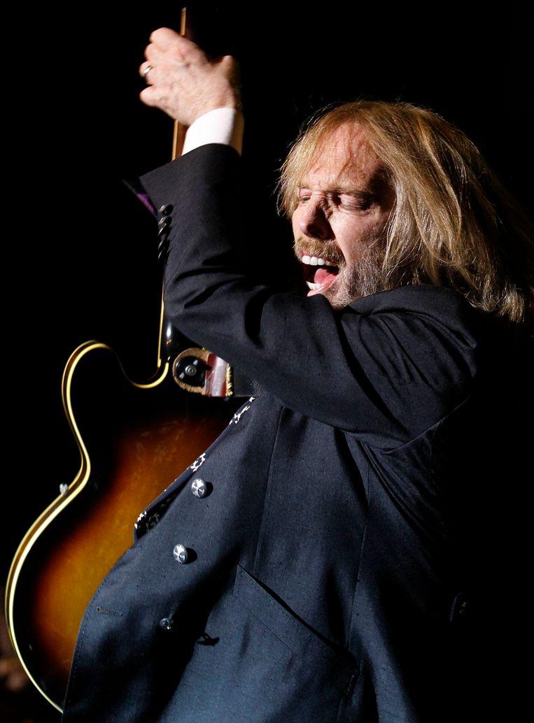 Tom Petty. Beeld Photo News