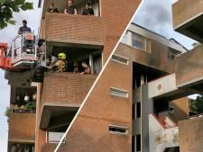 Bewoners na flatbrand Wageningen: 'Als ratten in de val, laat dit een wake-up call zijn!'