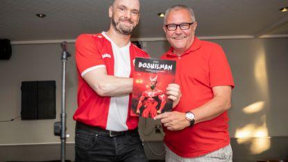 Rood-witte superheld Bosuilman krijgt eigen stripreeks
