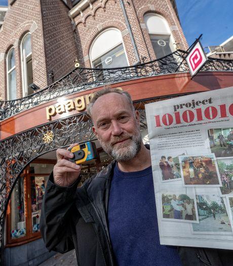 Arthur stuurde wegwerpcamera's de hele wereld over, nu krijgt hij ze terug met allerlei foto's