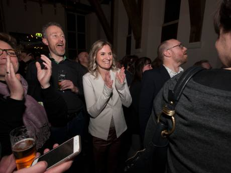 GroenLinks boekt grote winst in Zutphen