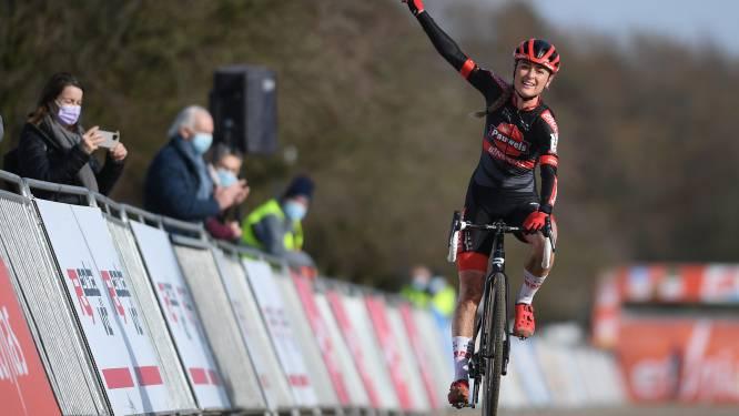 """Betsema wint veldrit in Sint-Niklaas: """"Spijtig dat er morgen al een streep onder het seizoen getrokken wordt"""""""