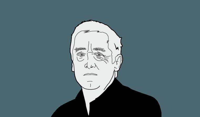 Paul De Grauwe Beeld DM