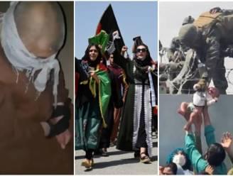 Maskers van de taliban vallen snel af: politiechef geëxecuteerd, wanhopige ouders geven baby uit handen en vrouwelijke nieuwsankers mogen niet meer op tv