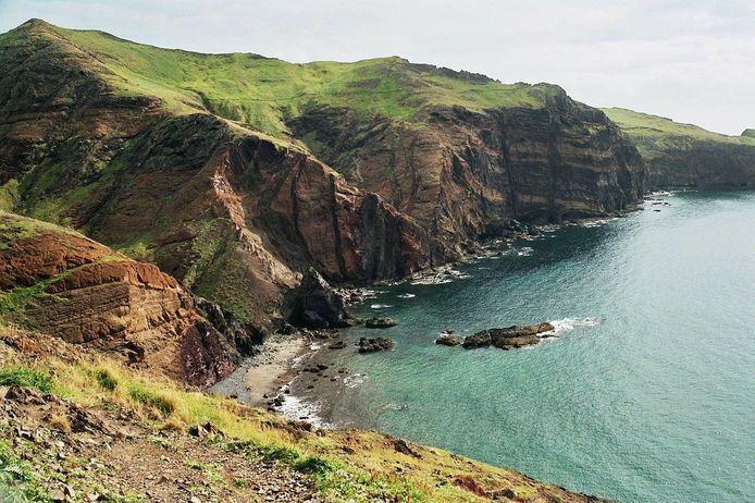 Madeira, foto ter illustratie
