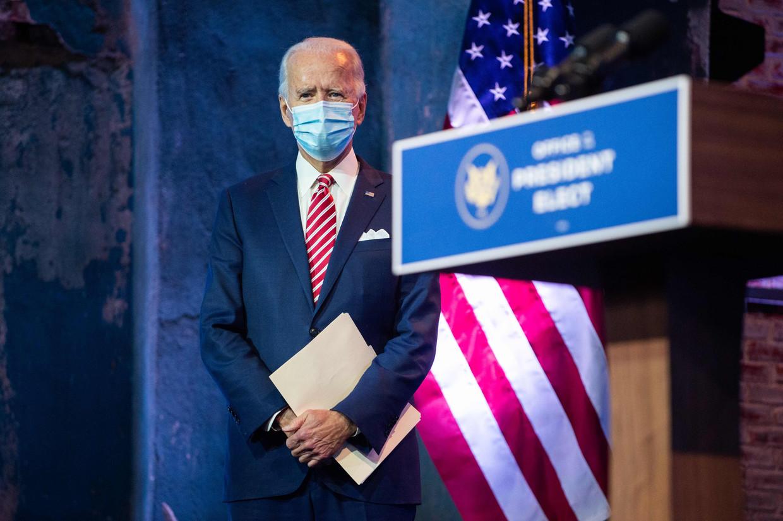 Met Biden in het Witte Huis wordt het voor de Dreamers weer mogelijk te hopen op een betere toekomst.  Beeld AFP