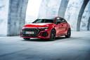 De nieuwe Audi RS3.