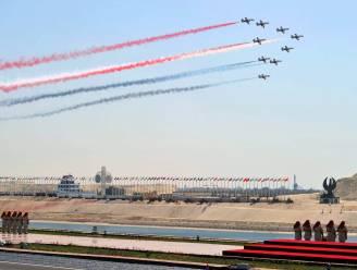 Egypte heeft nieuw Suezkanaal