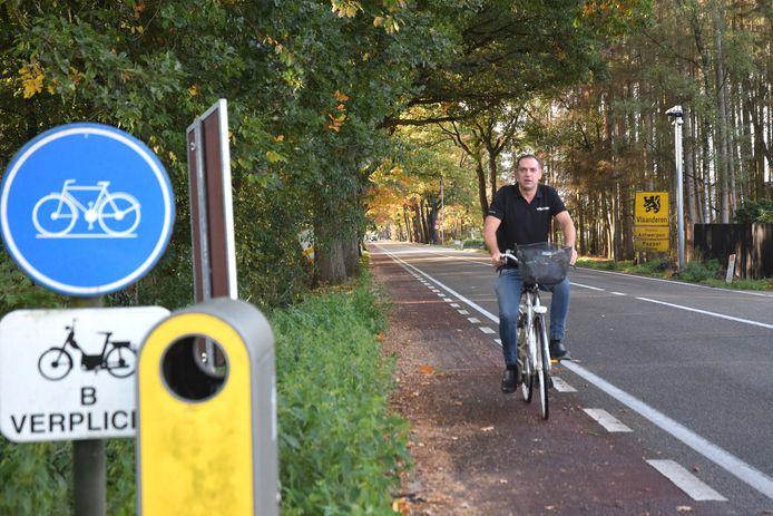 Goirlenaar Mark Verkennis, van Vis en Meer in Poppel, hoeft vanaf maandag zijn Nederlandse klanten geen 'verklaring op eer' meer te vragen.