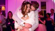 Vijf dagen voor haar sterfdag beleeft Charissa haar sprookjeshuwelijk