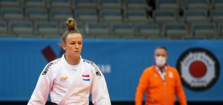 Brons op grand slam is mijlpaal voor Groesbeekse judoka Geke van den Berg