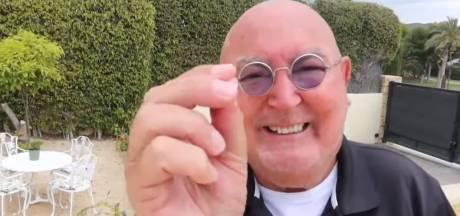 Harry Vermeegen steekt denkbeeldige veer in 'hol' van Achterhoekers: 'Hebben je fantastisch aan de regels gehouden'