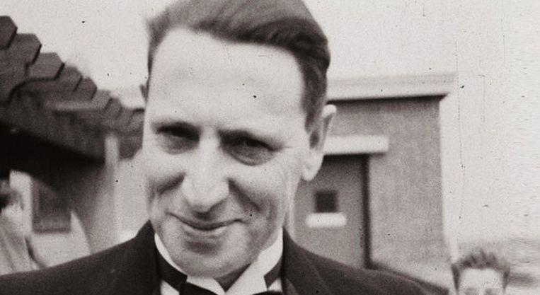 Velleman trad in de jaren twintig en dertig op voor onder anderen prins Hendrik. Beeld