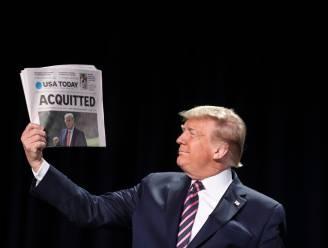 "Voor Trump is het nu ""payback time"""