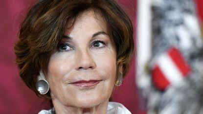 Oostenrijkse overgangsregering van interim-kanselier Brigitte Bierlein telt zes mannen en zes vrouwen