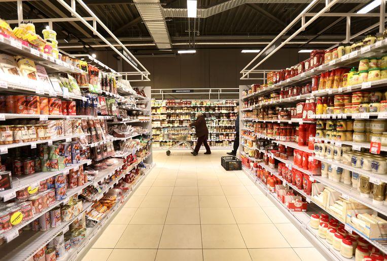 Het grootste deel van de Europese omzet komt van winkelketen Albert Heijn Beeld REUTERS