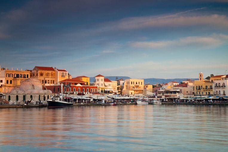 Zonder coronazorgen op vakantie naar Kreta: er wordt bij touroperators hard aan gewerkt. Beeld Getty Images