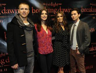 'Twilight'-acteur wordt vader