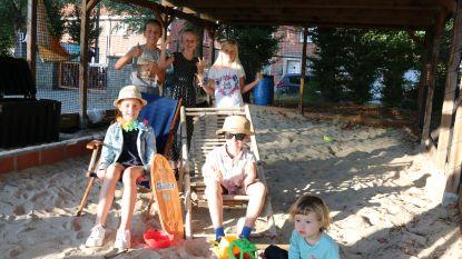 Toch nog een beetje vakantie voor leerlingen leefschool 't Veertje tijdens eerste schooldag