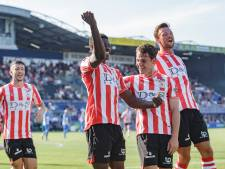 LIVE | PEC Zwolle knokt zich met gelijke stand naar de rust