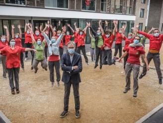 """Hoopgevend nieuws uit rusthuizen Zorg Kortrijk: """"We zijn al 70 dagen coronavrij, de vaccins werken"""""""