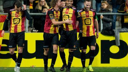 Armoe troef bij Lokeren: Engvall en De Camargo bezorgen KV Mechelen plaats in de kwartfinales