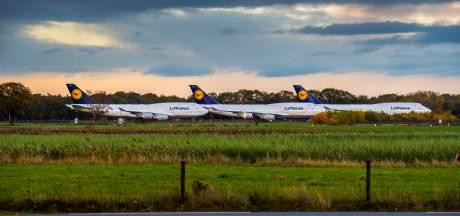 Patstelling rond Twente Airport: Boeings moeten weg, maar mogen niet weg