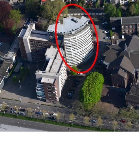 Kantoren Burgraadt tegenover Dordt Centraal worden appartementen