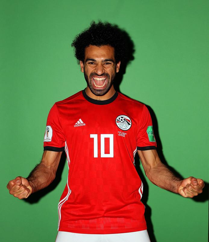 Mohamed Salah (Egypte).