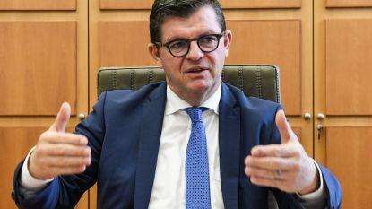 """Tommelein pleit voor expertenkabinet: """"Maar verkiezingen behoren zeker tot de mogelijkheden"""""""