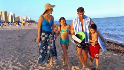 1 op de 5 gezinnen kan niet elk jaar op reis