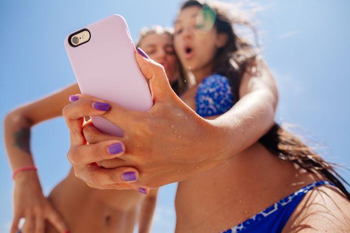 Op vakantie zijn Europeanen niet meer bang om te internetten