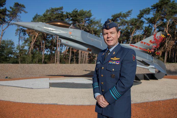 Jeroen Poesen, de basiscommandant van Kleine Brogel, verlaat het leger en wordt CEO bij TRIXXO.