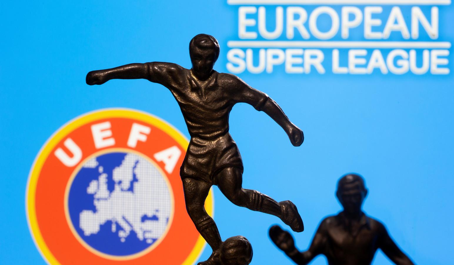 De Super League.