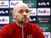 Ten Hag voor clash met Roma: 'Kansen benutten die we vorige week lieten liggen'