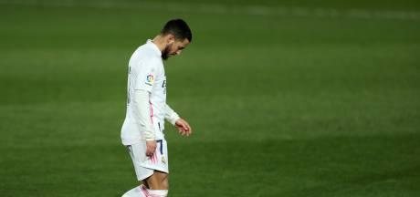 """Inquiétude pour Eden Hazard: """"Il est dans un cercle vicieux"""""""