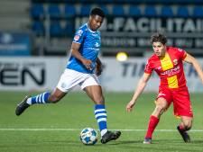FC Den Bosch stuurt middenvelder Dhoraso Moreo Klas weg