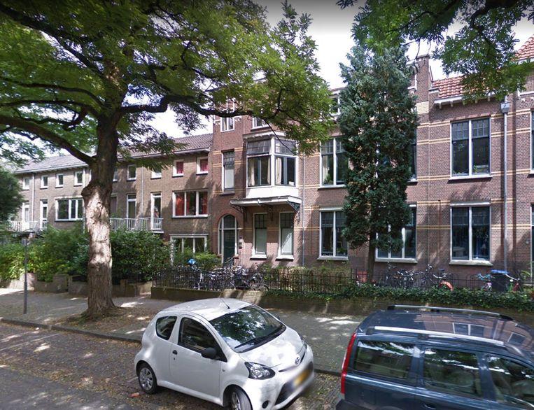 De Staringstraat in Nijmegen met zijn hekjes