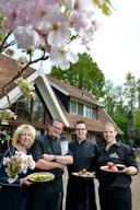 Het team van Hotel & Restaurant De Greune Weide.