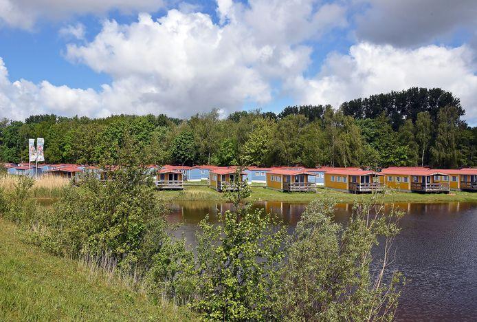 Vakantiepark Marina Beach in de Braakman bij Hoek