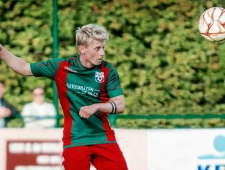 """Uitblinker Joey Van Holderbeke (FC Sleidinge) na de  3-1-zege tegen Dendermonde: """"Net op tijd de rug gerecht"""""""