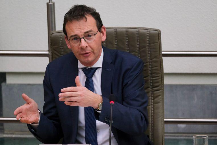 Minister van Welzijn Wouter Beke (CD&V). Beeld BELGA