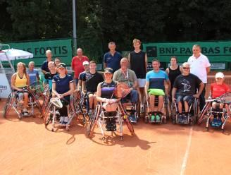 """Flanders 25-toernooi voor rolstoeltennissers uit de startblokken op TC Stade Leuven: """"Trots dat dit opnieuw kan doorgaan"""""""